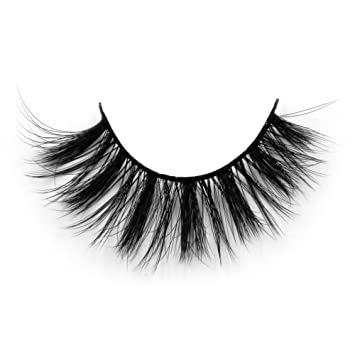 bc8b996fc9c Amazon.com : Arison Lashes 3D Silk Fiber False Eyelashes Soft Long Faux Mink  Eyelashes 1 Pair Package (D26) : Beauty