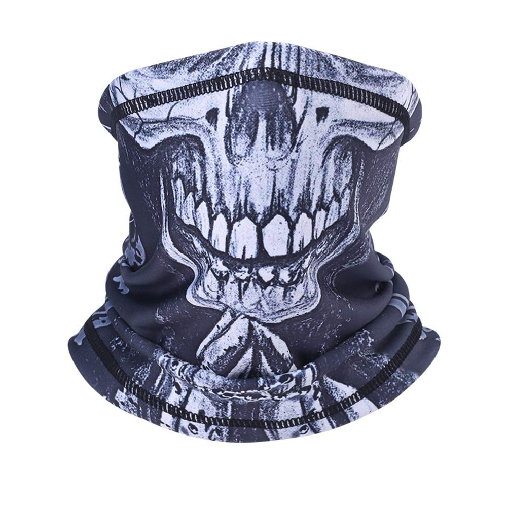 SJZC Riding Mask Ski Face Cover Warmer For Motorcycle Cycling Hood Or Windproof Hat