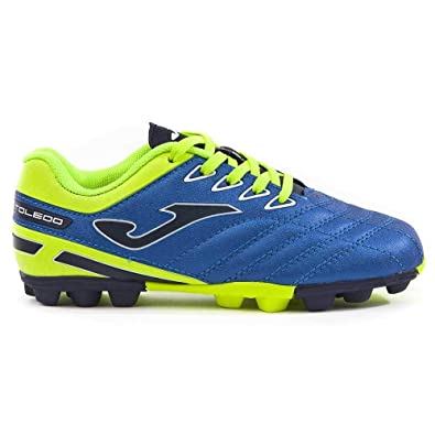 c959ac9de96e JOMA SPORT Boys' Football Boots Blue Azure: Amazon.co.uk: Shoes & Bags