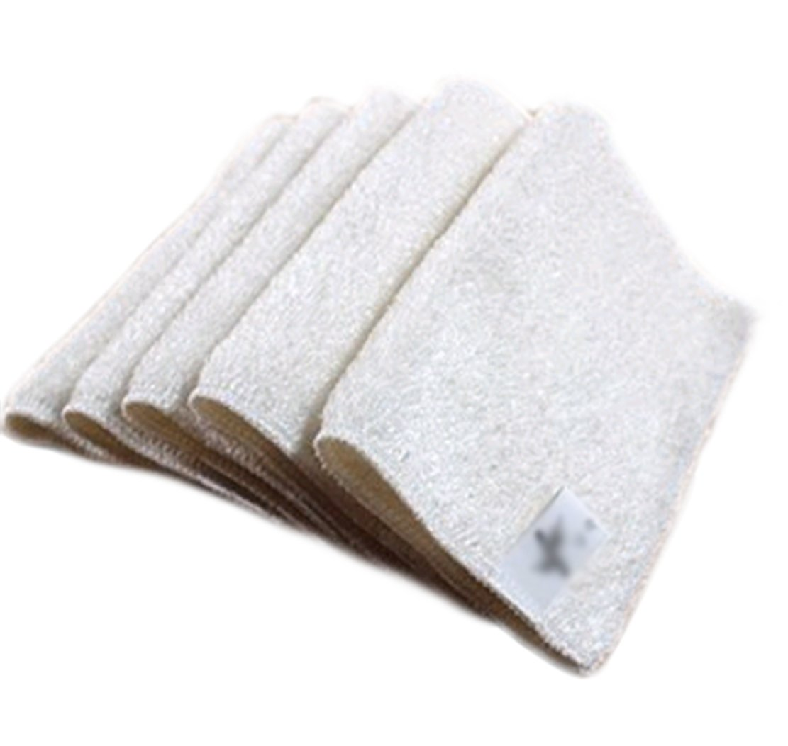 2 x Freedi Cleaning Cloths Kitchen Dish Wash Towels Thickened Hand Absorbent Durable Car Washing Dishcloth