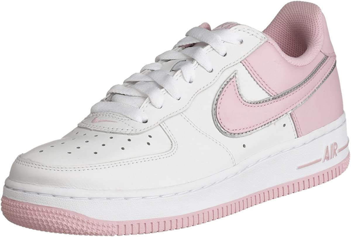 Amazon.com | Nike Womens Air Force 1 Low (white / perfect ...