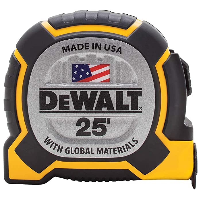 DEWALT DWHT36225S 25FT Tape Measure