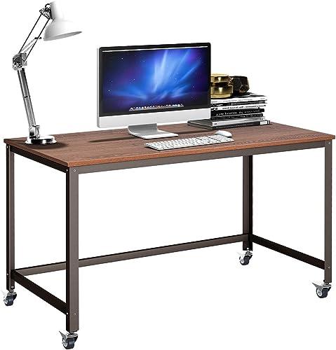 TANGKULA Mobile Computer Desk