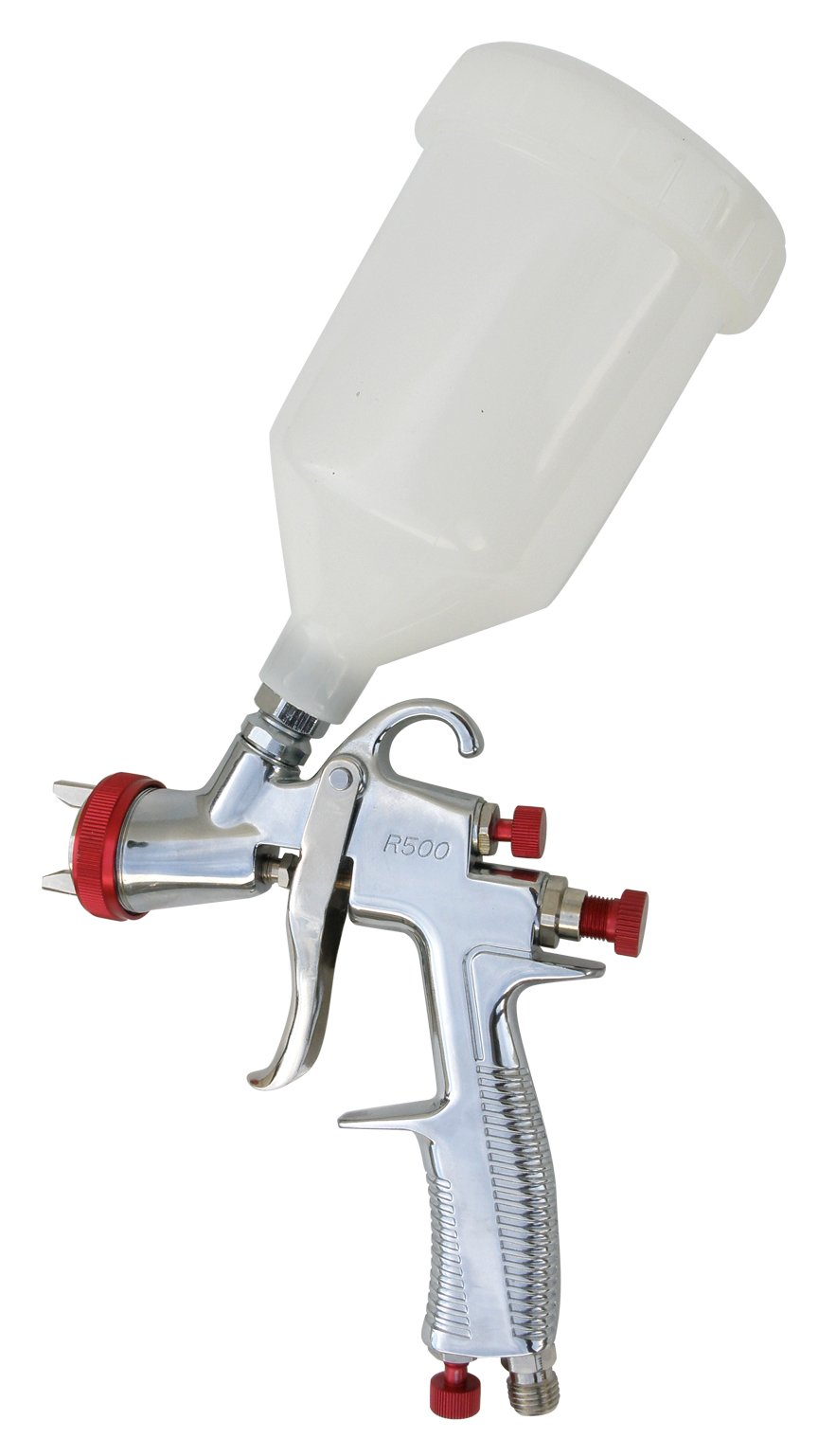SPRAYIT SP-33000 LVLP Gravity Feed Spray Gun
