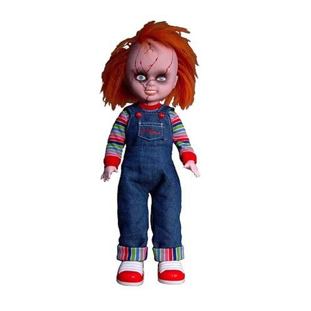 Amazon.es: Mezco Living Dead Dolls» - Muñeco de Chucky, el muñeco diabólico, de 25 cm.: Juguetes y juegos
