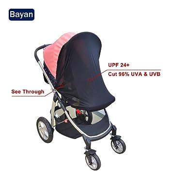 Amazon.com: Bayan carrito de parasol bebé asiento de coche ...