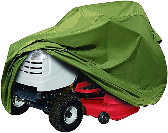 """Riding Lawn Mower Tractor Cover Fit Deck up to 54/"""" Garden Heavy Duty Waterproof"""