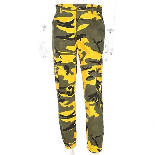 Pantalones de chándal Pantalones de carga de las mujeres Junior ...