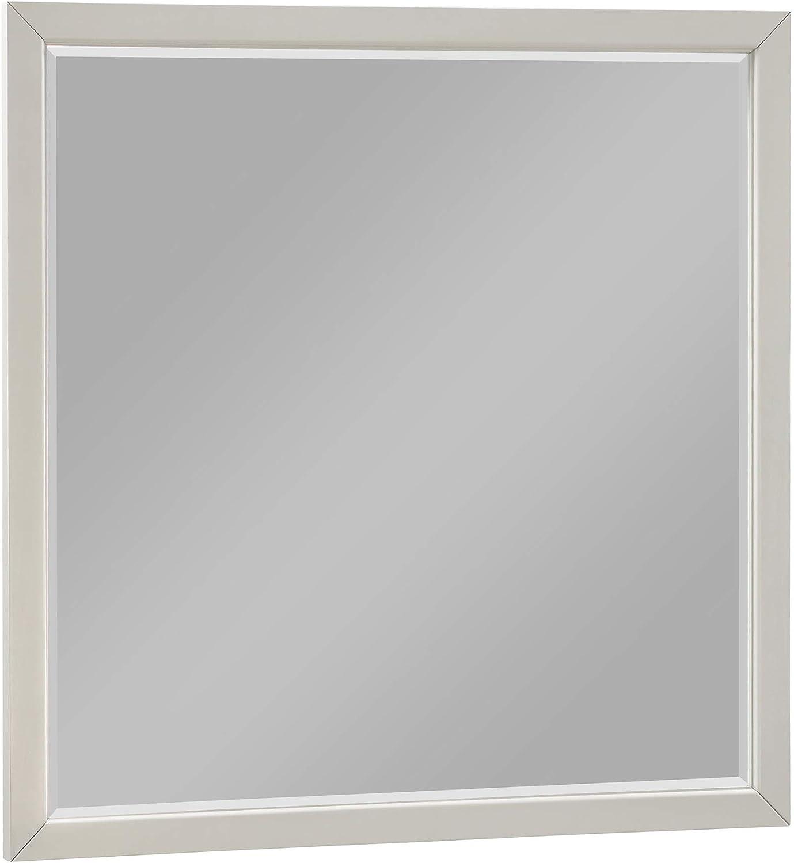 Homelegance Matching Dresser Mirror, One-Size, Gray