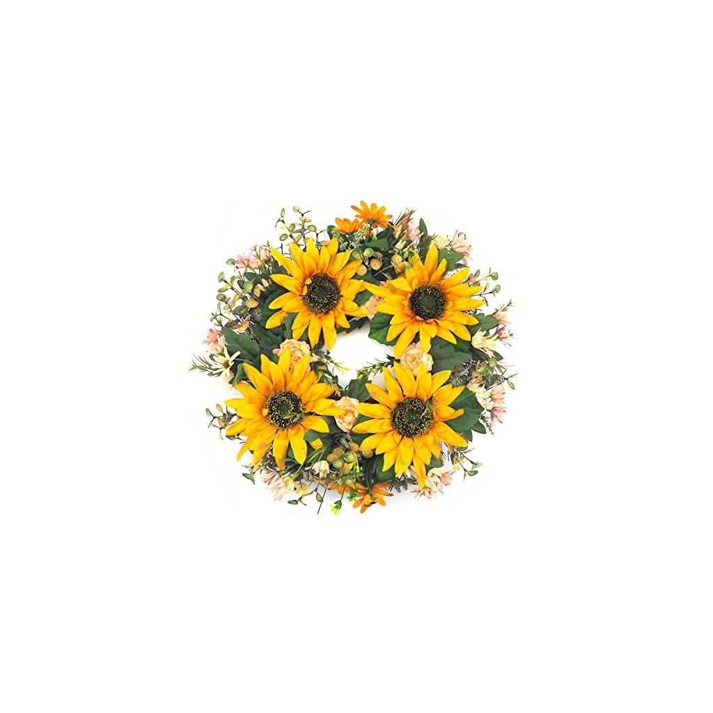Emlyn-Artificial-Sunflower-Decor-Stunning-Summer-Wreaths-For-Front-Door-Wedding-Home-Decor