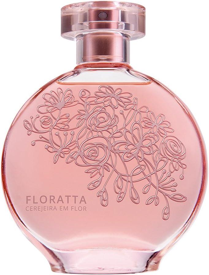 Floratta Cerejeira Em Flor, da O Boticário, 75ml