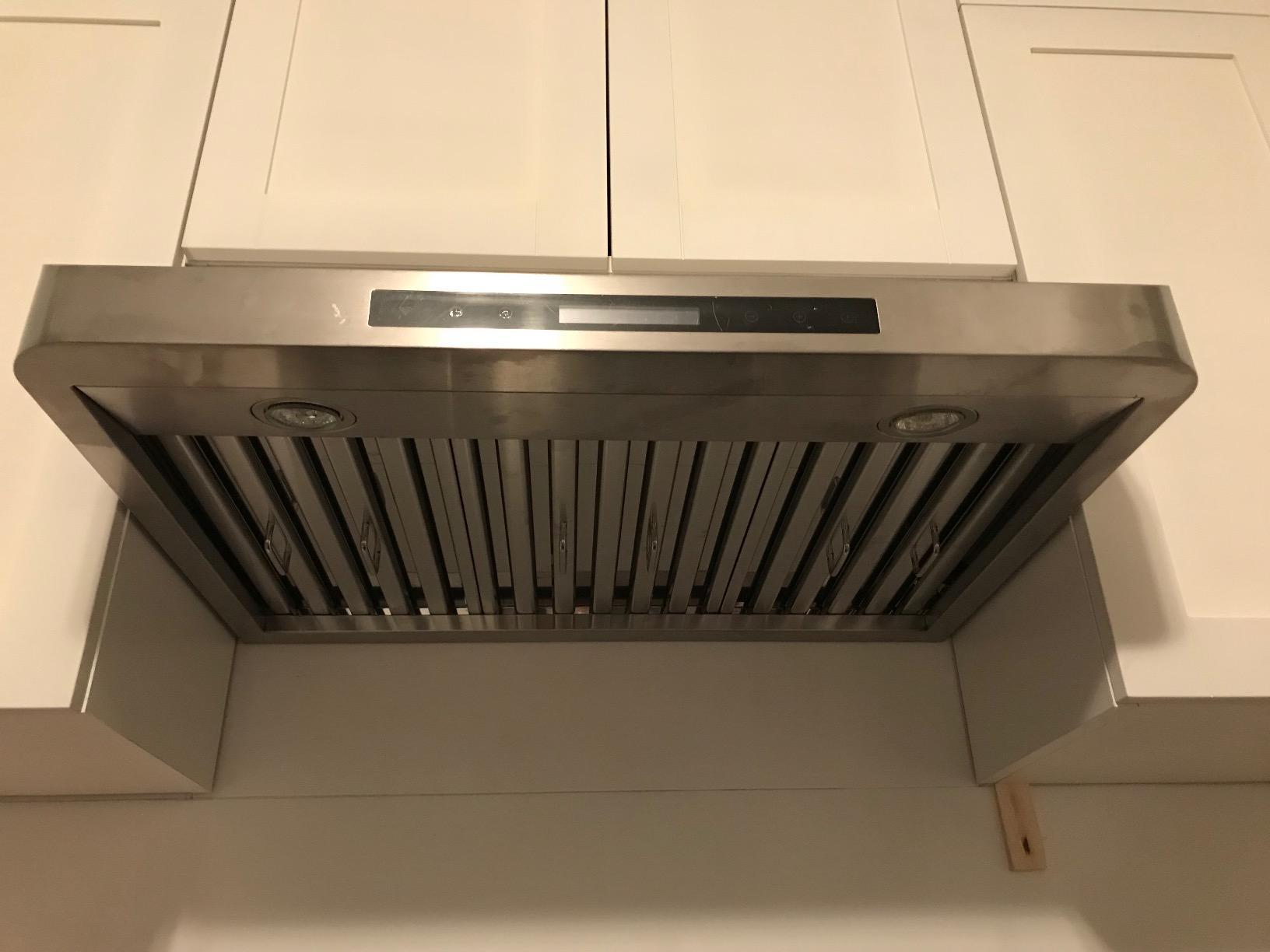 Cosmo QS75 30-in Under-Cabinet Range Hood
