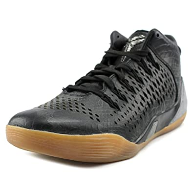 964dc75a26ef NIKE Kobe IX Mid EXT QS Men US 8 Black Basketball Shoe