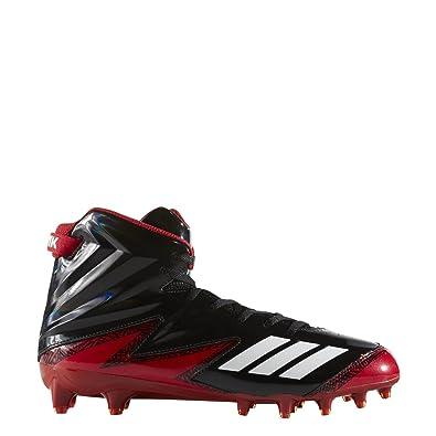 online store 43f10 3f3a9 adidas Freak X Carbon High Cleat - Mens Football 9.5 Core BlackWhitePower