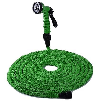 Amazon.com : Flexible Expandable Garden Hose, 25FT Garden Hose ...