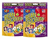 Jelly Belly BeanBoozled Jelly Beans 5.5 oz Pouch bag (4th edition) (5.5 oz (2 Bags))