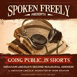 Abraham Lincoln's Second Inaugural Address Audiobook