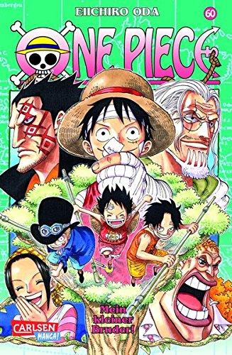 One Piece, Band 60: Mein kleiner Bruder! Taschenbuch – 28. Oktober 2011 Eiichiro Oda Antje Bockel Carlsen 3551759863