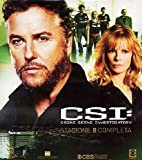 CSI - Crime Scene Investigation Stagione 08 Episodi 01-17 [Blu-ray] [IT Import]