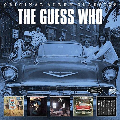 - 5 Cd Original Album Classics