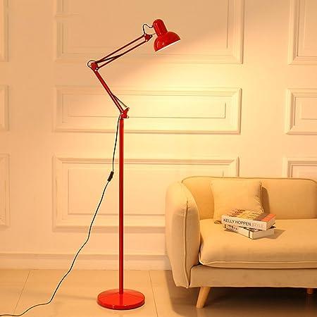 WEM Lampadaire Ikea, Lecture Au Sol, Lampe de Table Créative