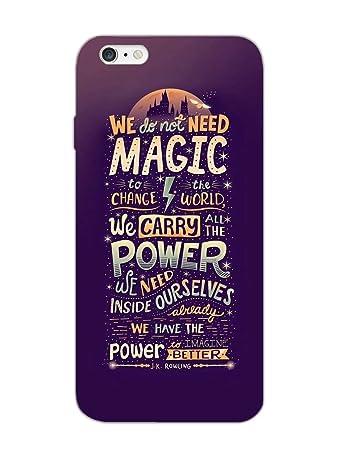 iphone 6 harry potter phone case
