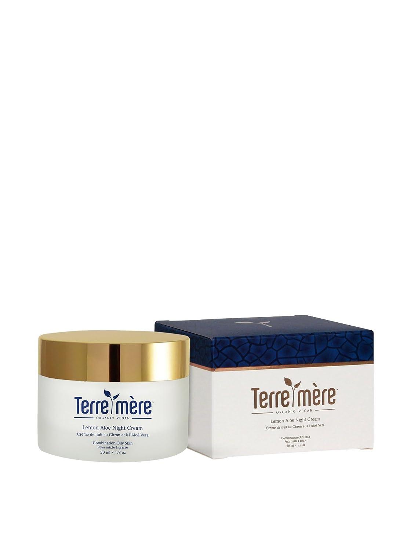 Terre Mere Cosmetics Lemon Aloe Night Cream