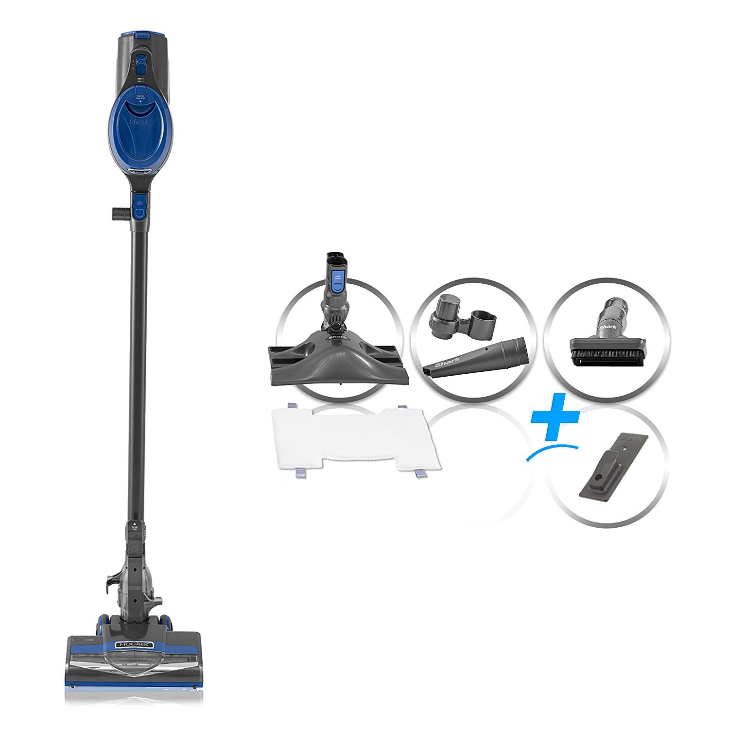 Shark Rocket Lightweight Corded Stick Vacuum Cleaner With
