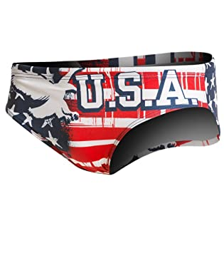 BAÑADOR TURBO BRIEF WP USA EAGLE Talla L: Amazon.es: Deportes y aire libre