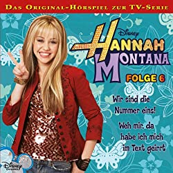 Wir sind die Nummer eins! / Weh mir, da habe ich mich im Text geirrt (Hannah Montana 6)