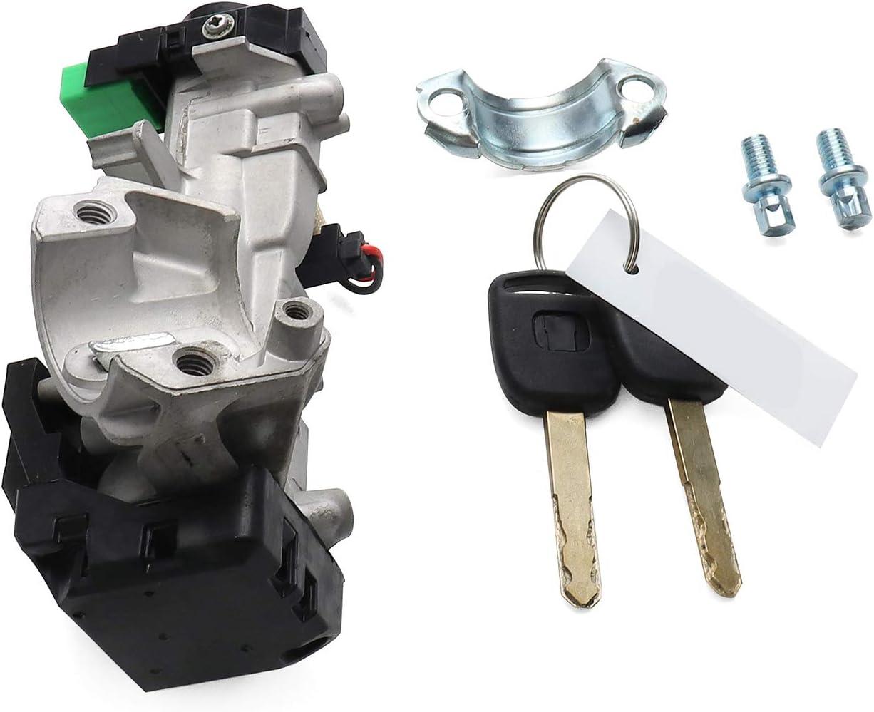 Lock Cylinders 35100-SDA-A71 MOFANS Ignition Switch Lock Cylinder ...