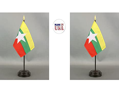 Amazon com : Made in The USA  2 Myanmar Rayon 4