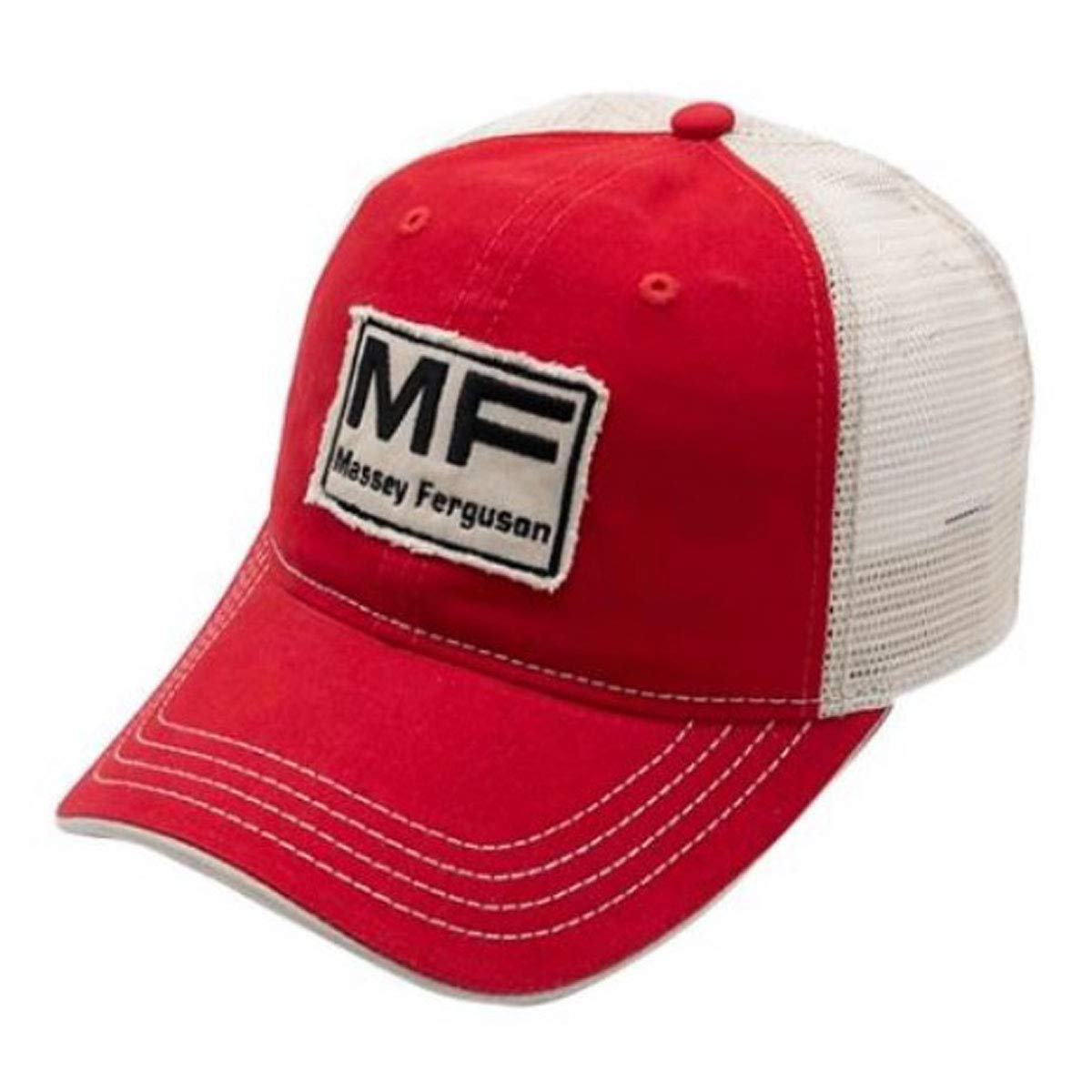 Massey Ferguson Vintage Logo Mesh Back Cap 03406C