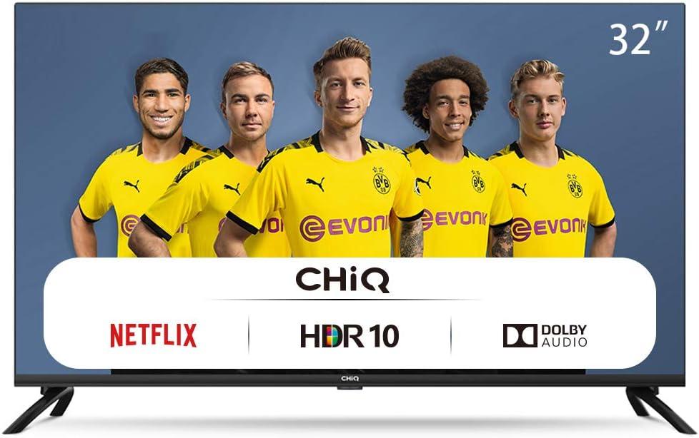 CHiQ Televisor Smart Led 32 pulgadas