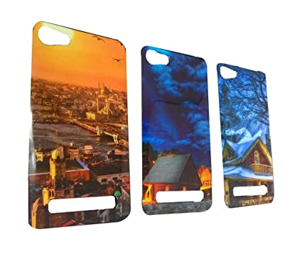 outlet store 1522c af960 Shopme Printed Designer Back Cover for MICROMAX Q300: Amazon.in ...