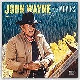 John Wayne in the Movies 2017 - 18-Monatskalender: Original BrownTrout-Kalender [Mehrsprachig] [Kalender] (Wall-Kalender)