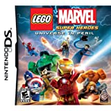 dsi xl games - Lego Marvel Super Heroes: Universe in Peril - Nintendo DS