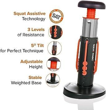 Exercise Machine Squat Magic Core Workout Assistive Technology Lightweight Legs
