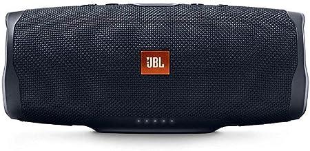 Oferta amazon: JBL Charge 4 - Altavoz inalámbrico portátil con Bluetooth, parlante resistente al agua (IPX7), JBL Connect+, hasta 20 h de reproducción con sonido de alta fidelidad, negro