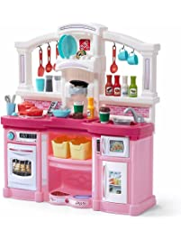 Amazon Com Kitchen Toys Toys Games Kitchen Playsets