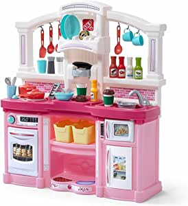 Pretend Chef\'s Children\'s Toddlers Toy Kitchen Playset For ...