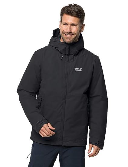 Jack Wolfskin Herren Argon Storm Jacket M Wetterschutzjacke