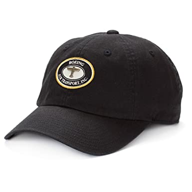 Boeing Collection Boeing Air Transport Heritage Baseball Cap  Amazon ... 09a04590676