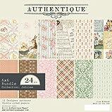 Authentique Jubilee 6x6 Paper Pad