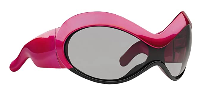 Disguise Women s Saban Mighty Morphin Pink Ranger Adult Glasses Costume  Accessory 692cfa83c