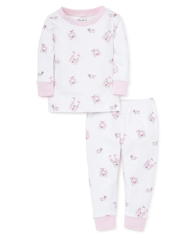 Kissy Kissy Baby-Girls Infant Princess Castle Print Pajamas Set