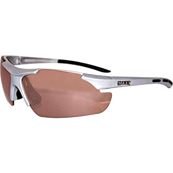 e99a801e4b6 Image Unavailable. Image not available for. Color  Maxx HD Raven Silver  Sunglasses