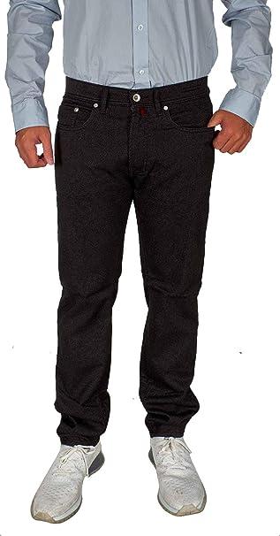Pierre Cardin Herren Grau Modern Fit Hose Modell Lyon Best