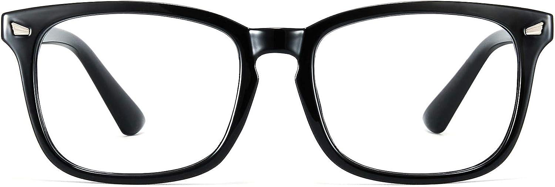 Cyxus Gafas con Filtro de luz Azul bloqueo de luz azul, Gafas con Filtro - Anti Luz Azul para Ordenador, Anti-reflejantes para Hombre y Mujer