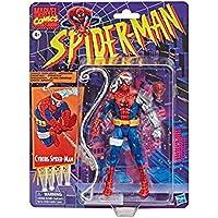 Marvel Legends Cyborg Spider-Man Retro Action Figure Exclusive 2020